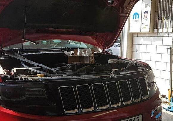 كراج تصليح السيارات بالكويت